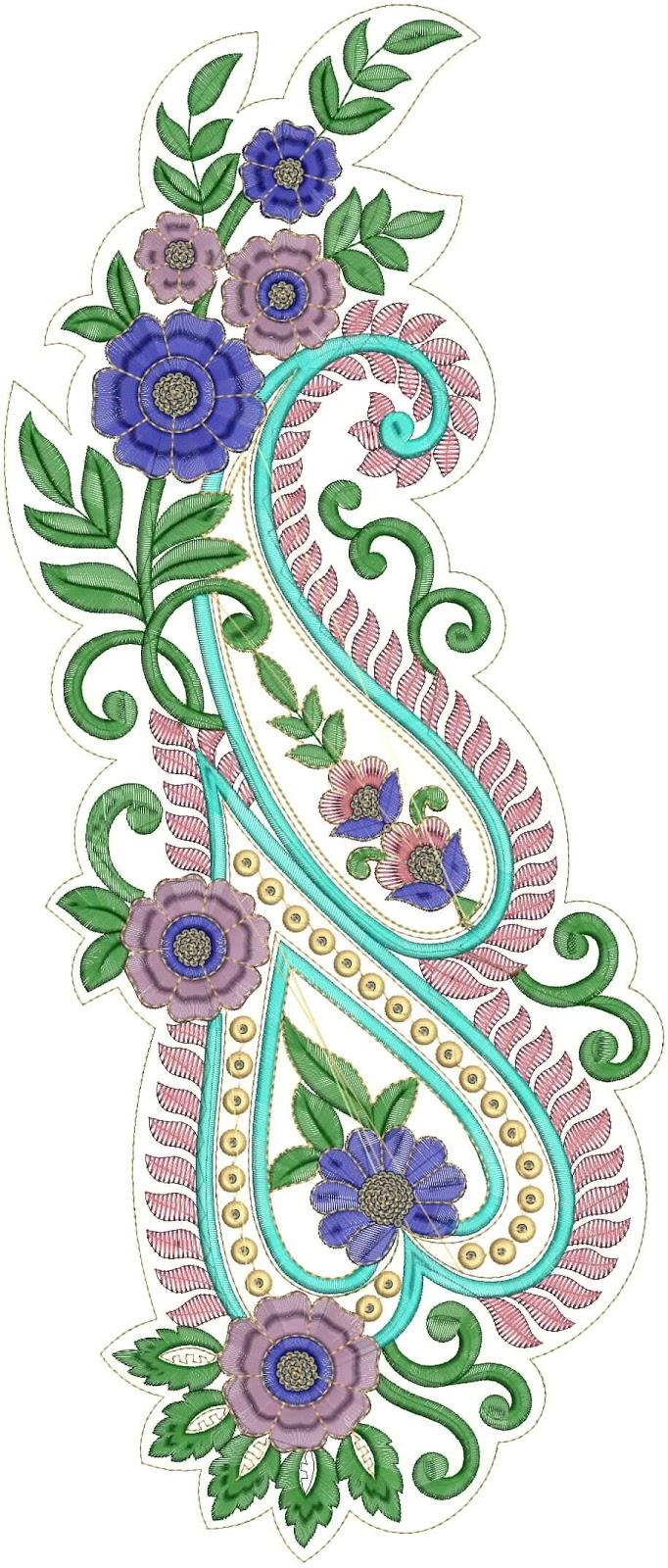 Rangoli Patchwork Embroidery Designs Embdesigntube