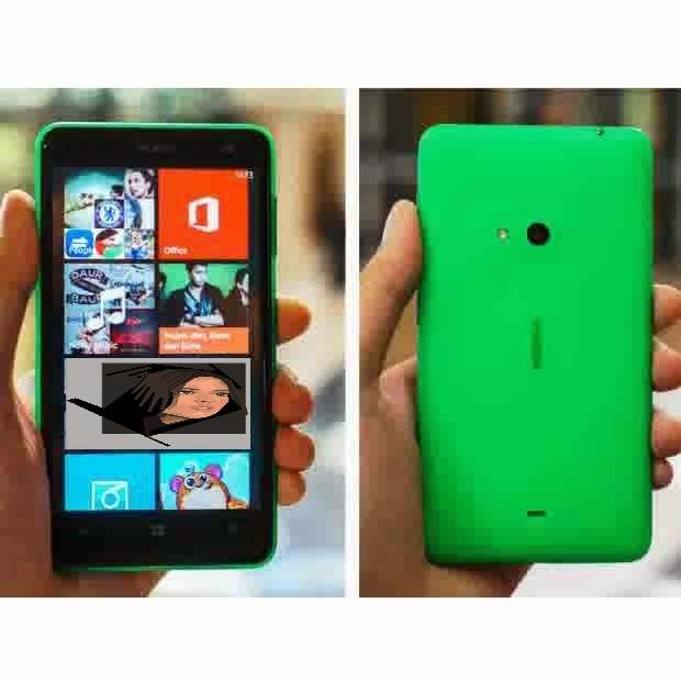 Bekerja Bersama Nokia Lumia