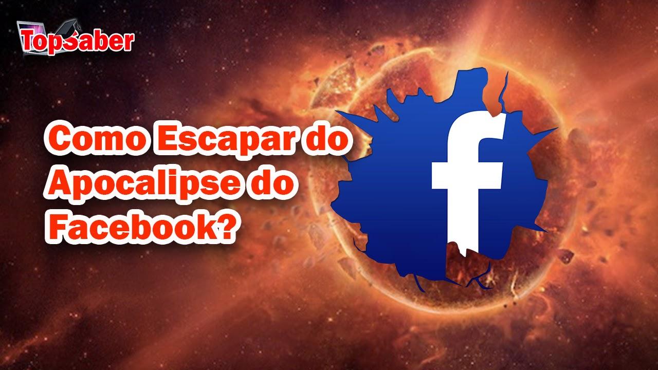 Saiba continuar publicando no Facebook.