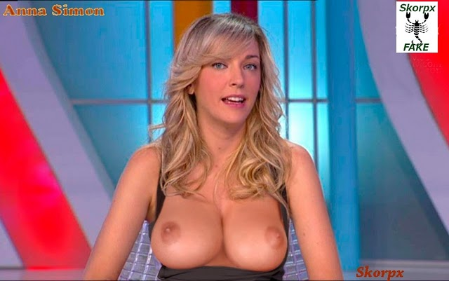 mariahcareyboobs sexbombs of spanish tv   anna simon