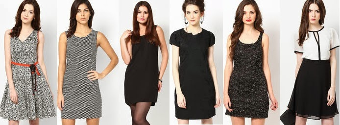 black designer dresses