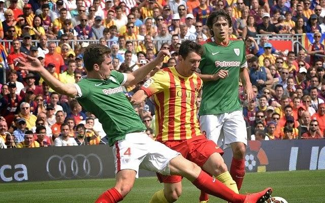 Barcelona vs Athletic Club en vivo