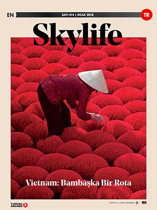 THY Skylife / Blogger Bolat