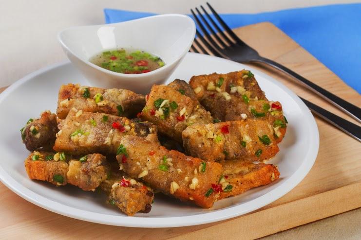 Crispy Spicy Liempo Recipe