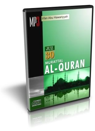 Mp3 Murattal Qur'an Juz 30 - Irfan Abu Hawariyyah