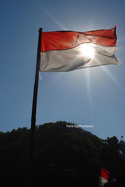 foto HUT RI, Hari Kemerdekaan, bendera merah putih