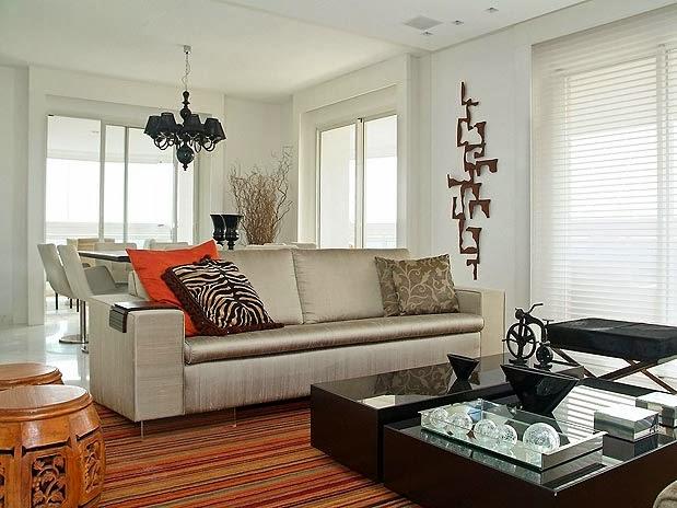 Tamanho Certo De Tv Para Sala ~ RedLar O sofá certo para sua sala