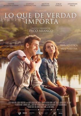 Lo Que De Verdad Importa 2017 DVD R2 PAL Spanish