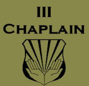 III Chaplain Corps