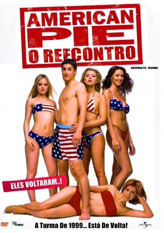 American Pie 8: O Reencontro Torrent Dublado BluRay 720p