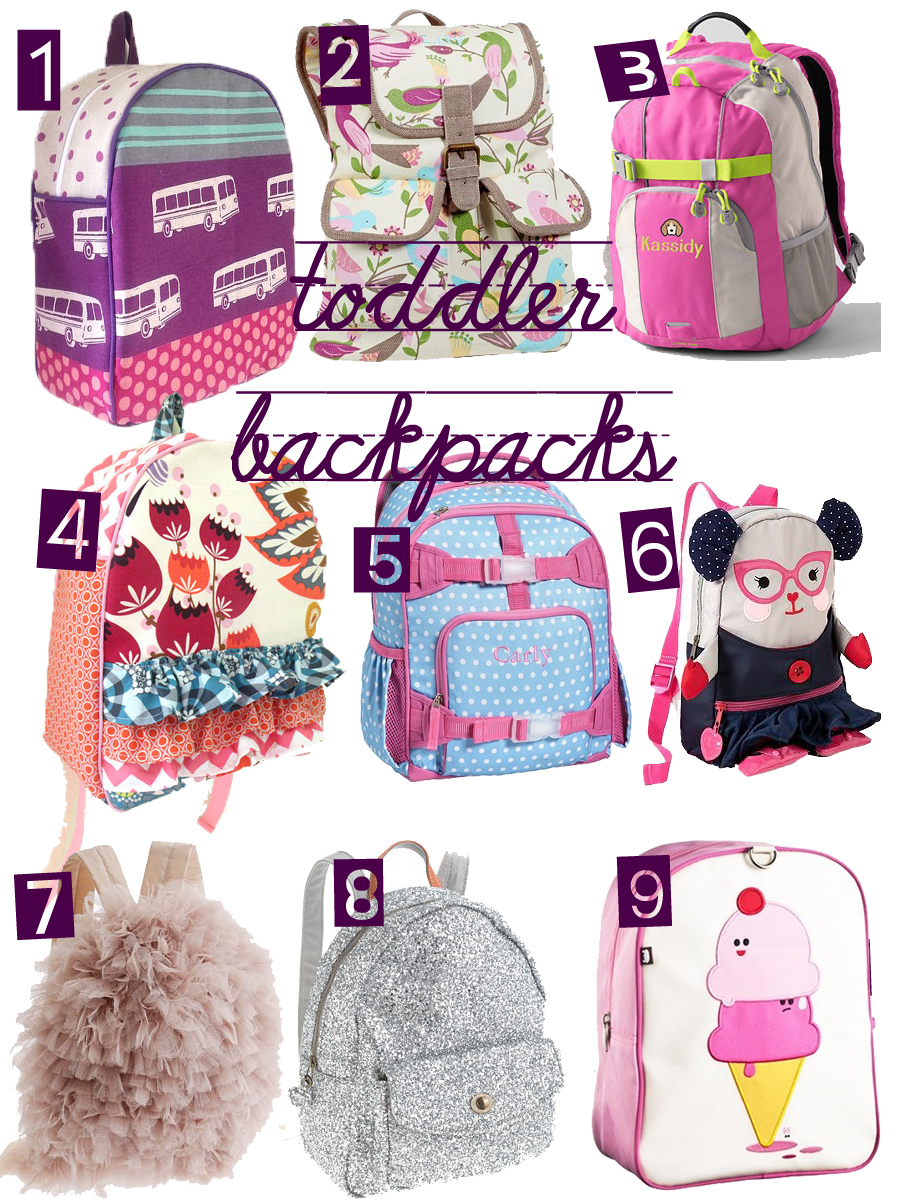 Nat your average girl...: Backpacks for Baby