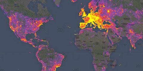 Mapa Sightsmap