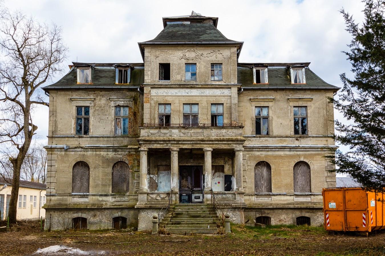Villa Berlin richter s villa the forgotten farmhouse abandoned berlin