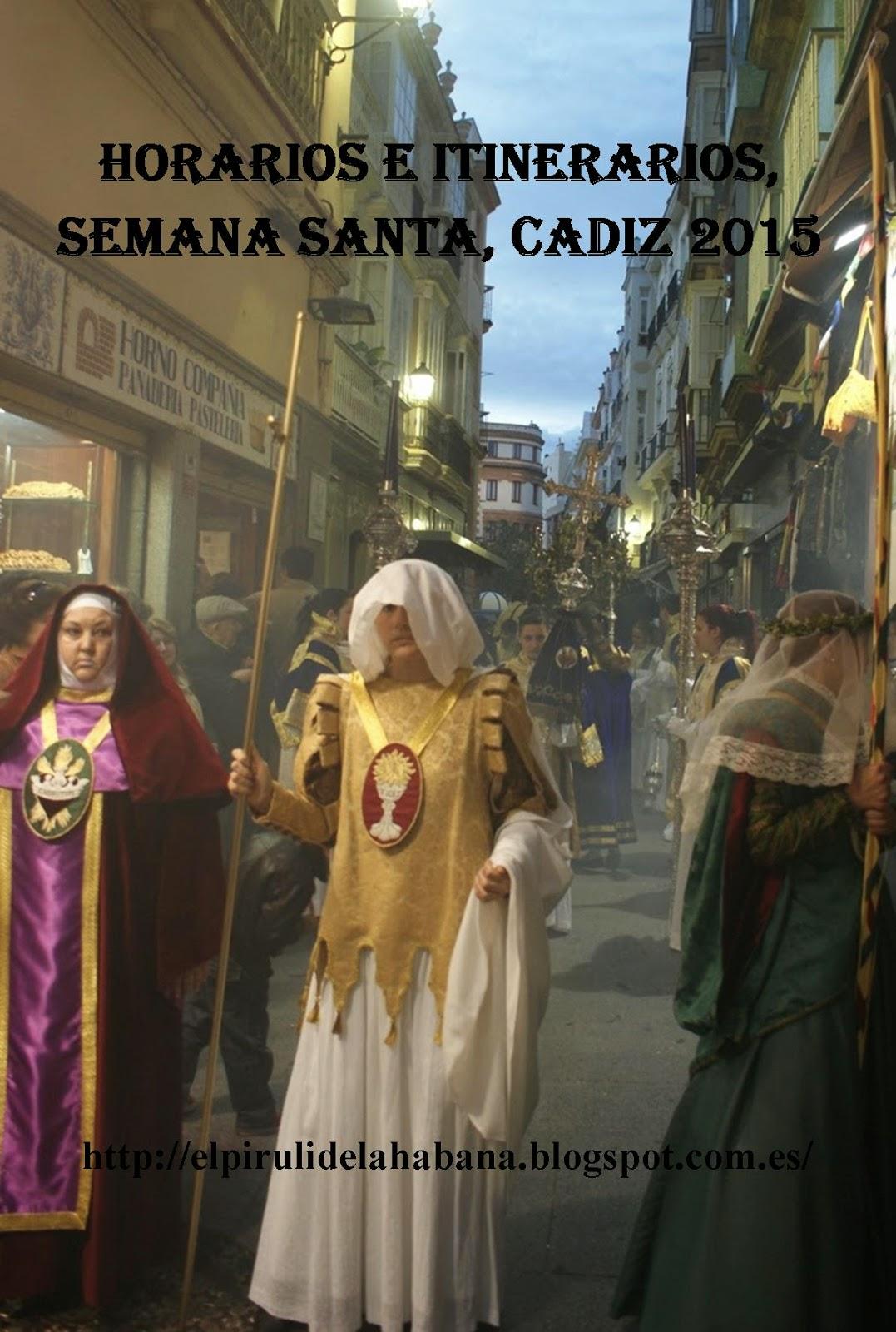 fotos de semana santa de cadiz: