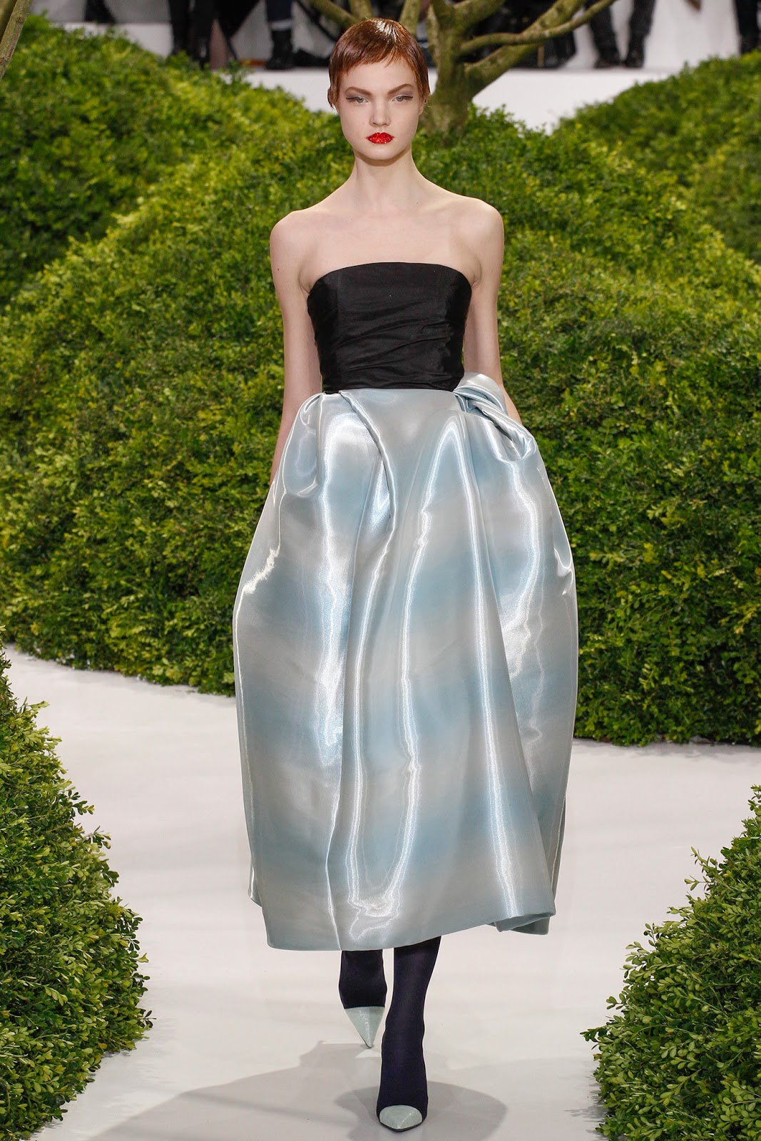 Christian Dior Haute Couture Spring/Summer 2013 (by Raf Simons = RS)