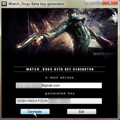 Watch Dogs Keygen