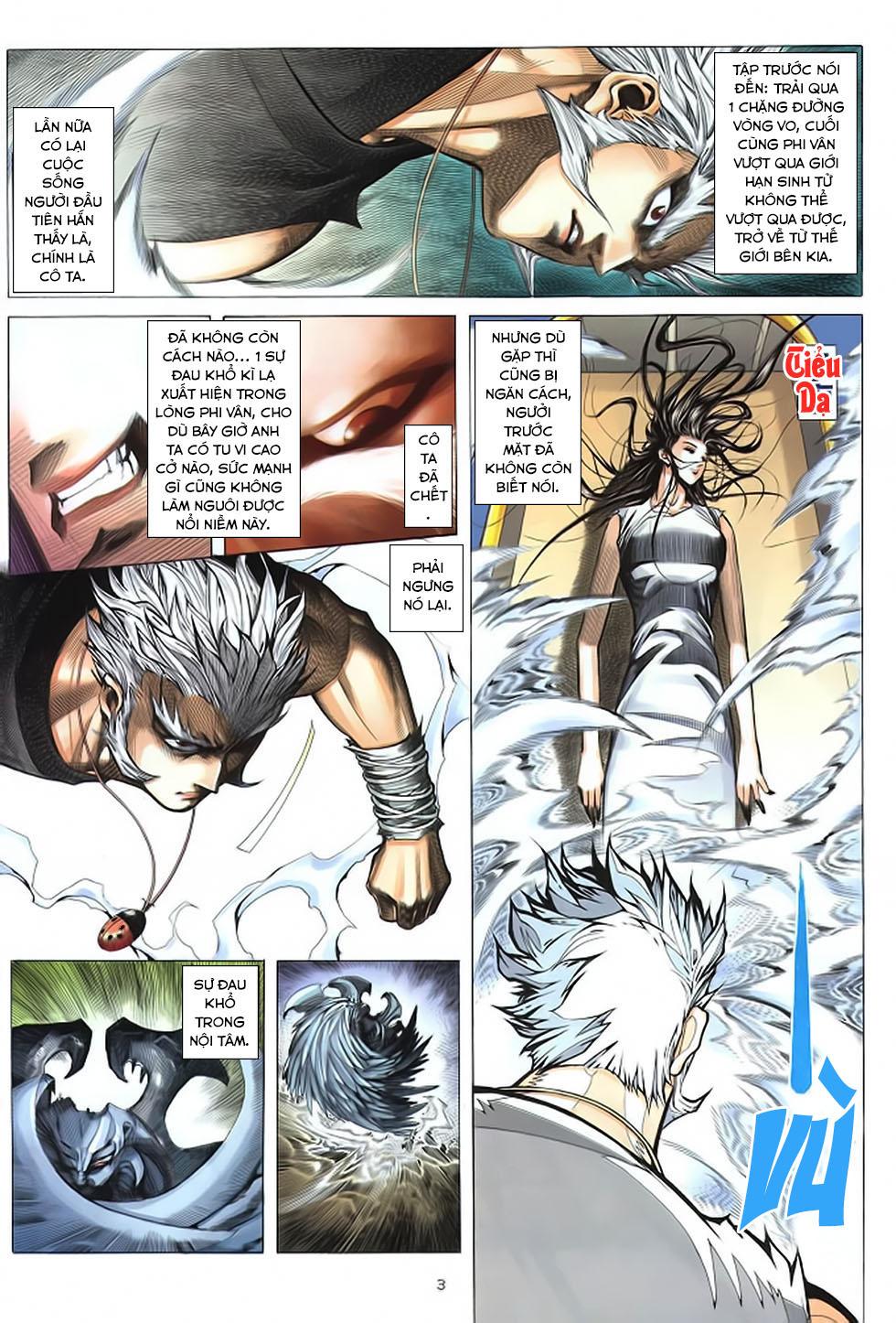Chiến Thần Ký chap 39 - Trang 4