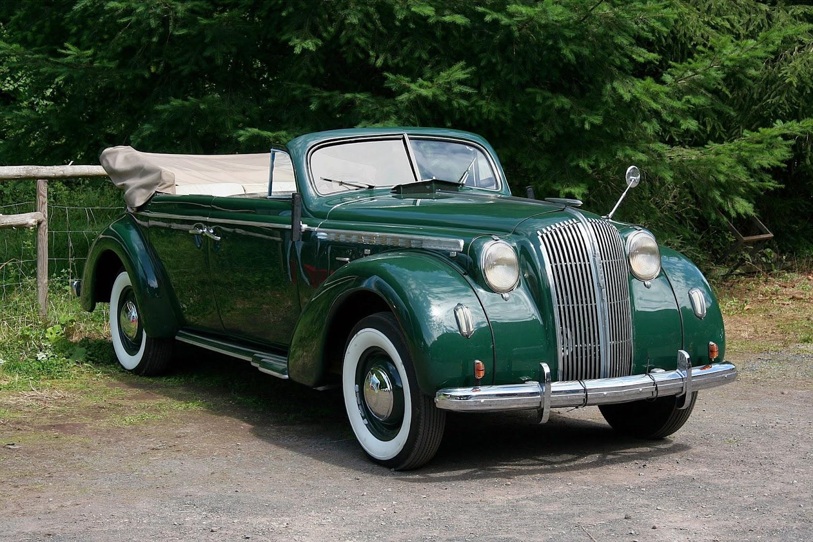 Opel Admiral convertible (1937–1939)