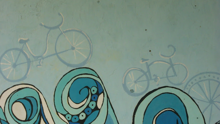 mi bicicleta de escribir