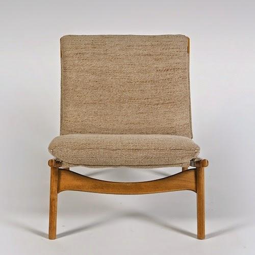 galerie riviera joseph andr motte paire de fauteuils. Black Bedroom Furniture Sets. Home Design Ideas
