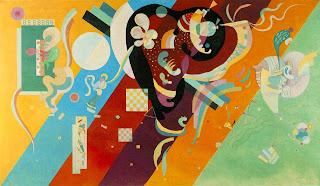 Composición IX - Vasíli Kandinsky