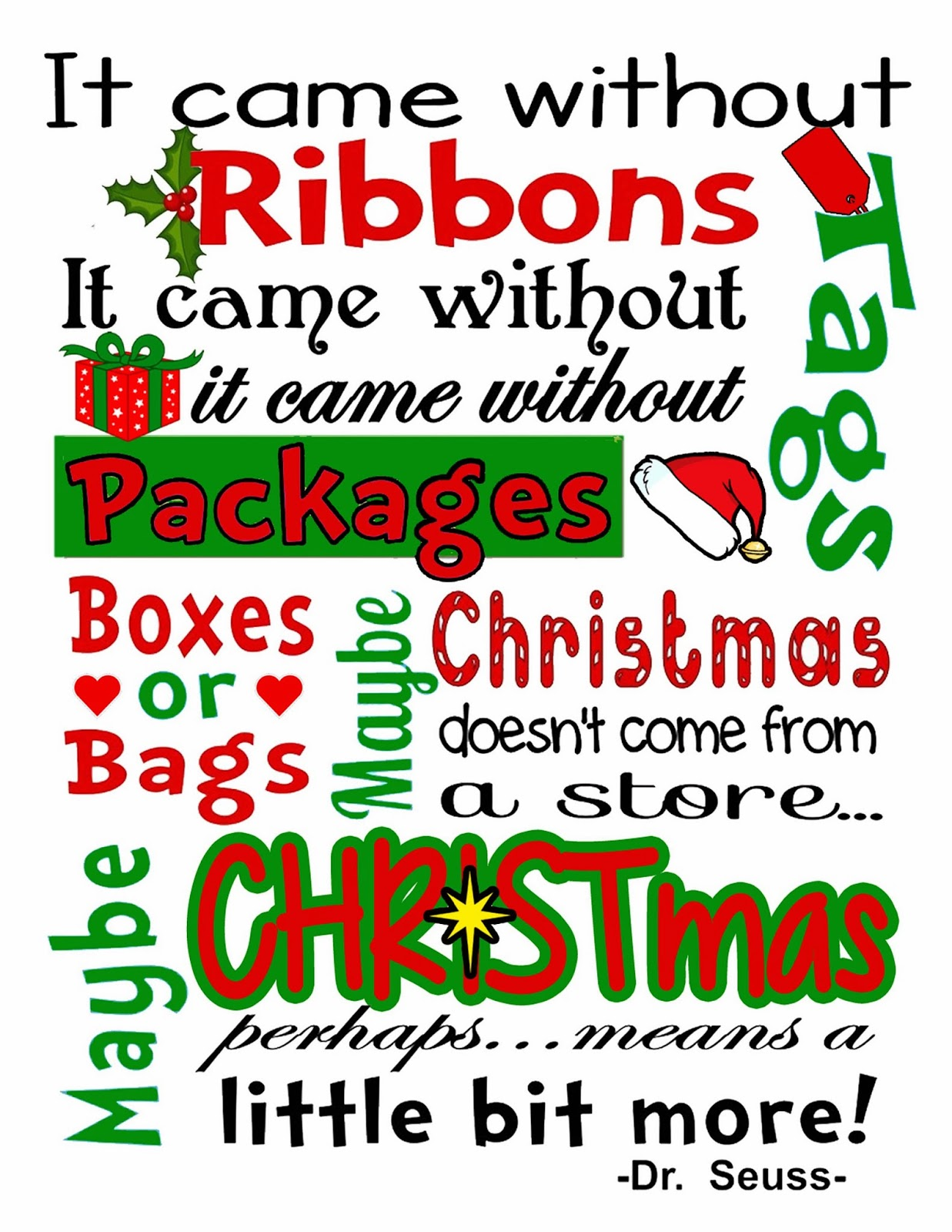 Dr Seuss Quotes About Friendship Christmas Quotesdr Seuss  The Best Collection Of Quotes
