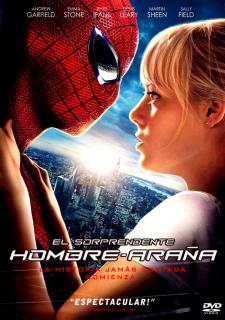 El Sorprendente Hombre Araña [2012] [Dvdrip] [Latino]
