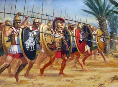 «Η Μάχη των Λεύκτρων» ΒΙΝΤΕΟ