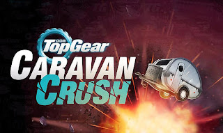 Screenshots of the Top gear: Caravan crush for Android tablet, phone.