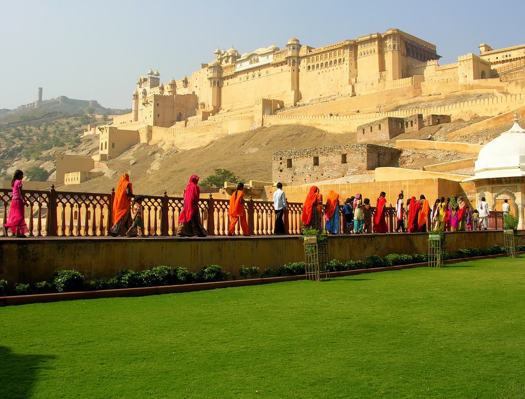 Jaipur india tourist destinations for Historical vacation spots in the south