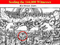 sealing of 144000 evangelists in the Bible