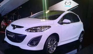 Daftar Harga Mobil New Mazda2 2014 Terbaru