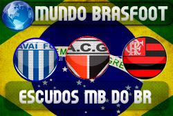 escudos mb do brasil para o brasfoot 2011