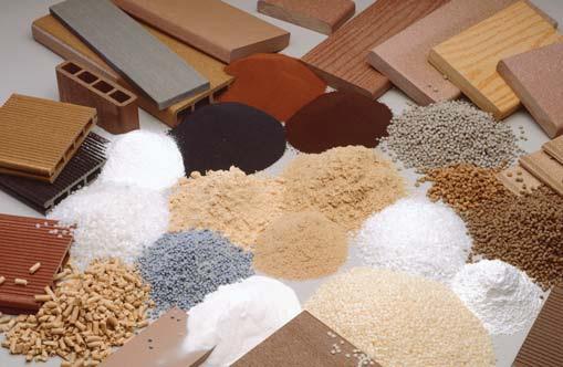 Compuestos de madera y pl stico tecnolog a de los pl sticos for La madera es reciclable