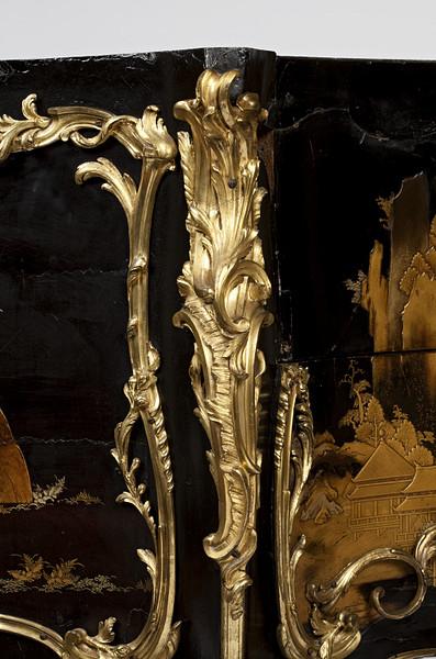 Bernards II van Risamburgs kumode