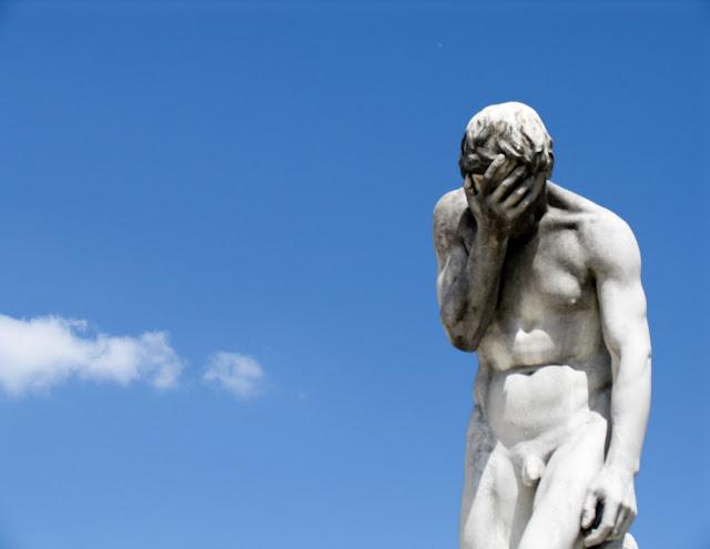Henri Vidal's Statue of Cain