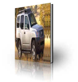 Nissan Xterra N50 Repair Manual