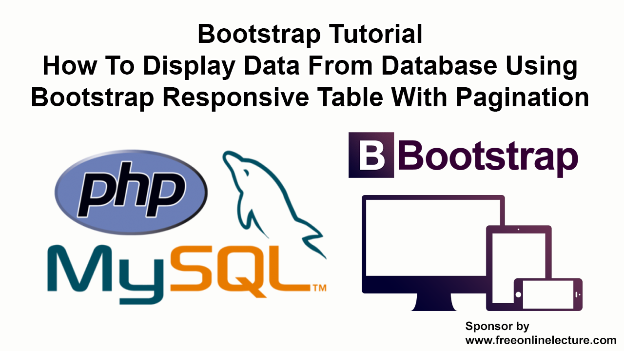 before you start learn with me you have bootstrap
