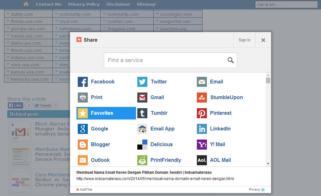 Meningkatkan Jumlah Penjung Blog Dengan Pinterest 6