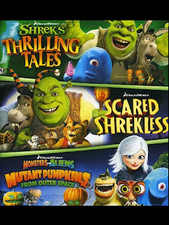 Ver online:Dreamworks Spooky Stories (2012)