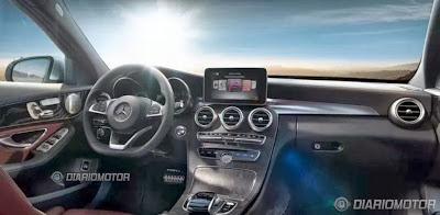 Mercedes-Benz Classe C Painel