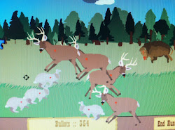 Hunting on the Oregon Trail