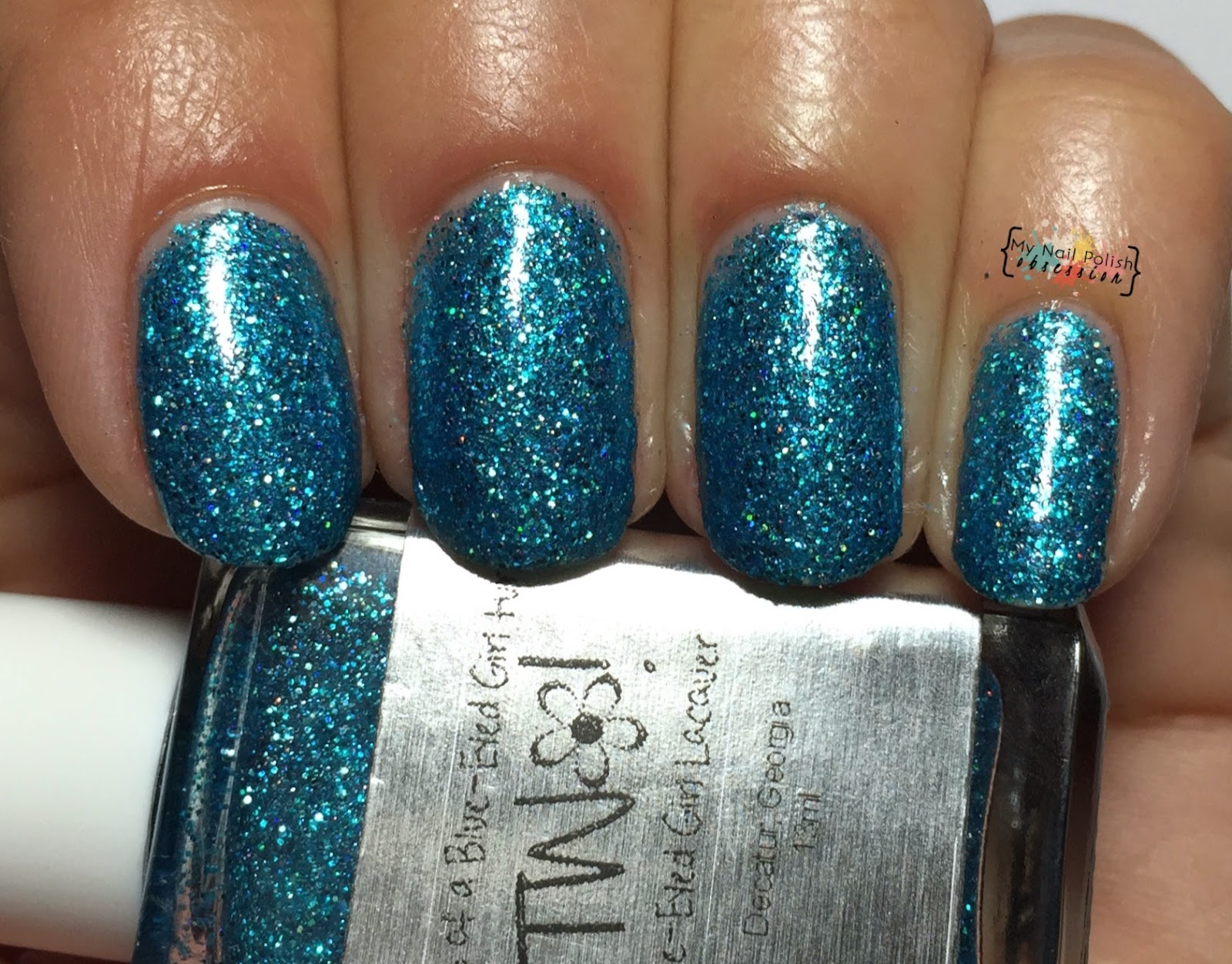 Blue Eyed Girl Lacquer Terrific Twos