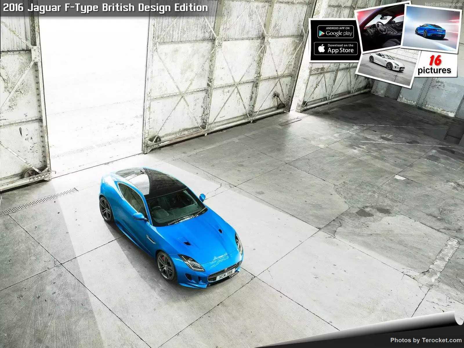 Hình ảnh xe ô tô Jaguar F-Type British Design Edition 2016 & nội ngoại thất