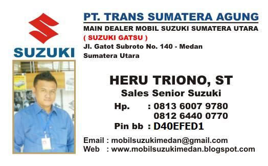 Dealer Mobil Suzuki Medan ( Sumatera Utara )