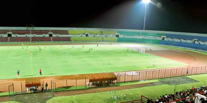 Stadion Sultan Agung Bantul Patut Dicontoh