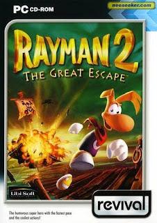Rayman 2 Para PC MU-FS