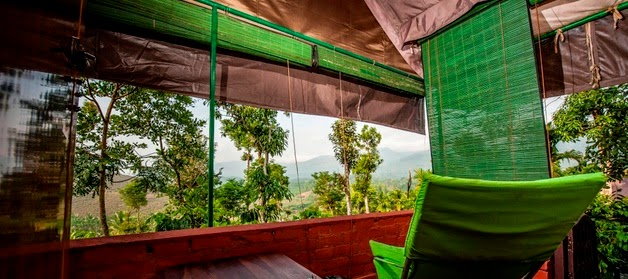 Luxury Camping in Kerala