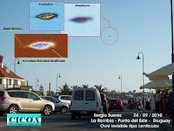 UFO URUGUAY.P.DEL ESTE**
