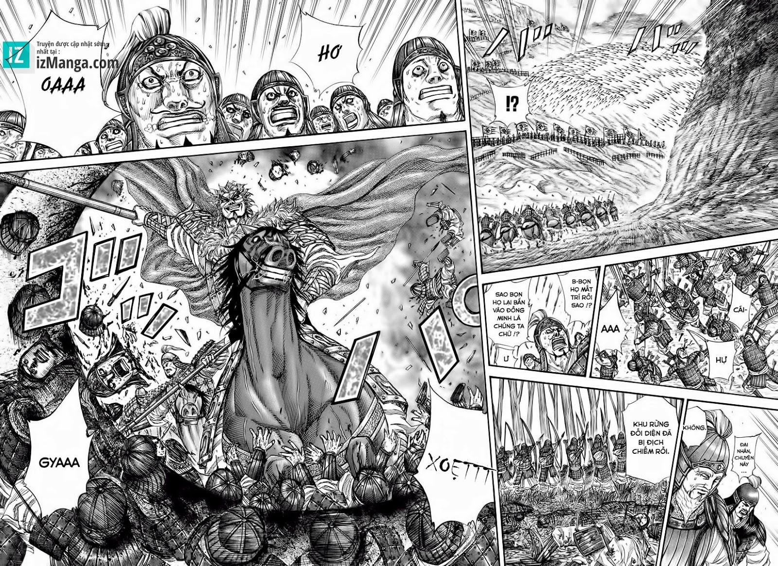 Kingdom – Vương Giả Thiên Hạ (Tổng Hợp) chap 227 page 15 - IZTruyenTranh.com